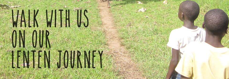 lenten journey header